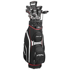 Adams A12OS Integrated Complete Golf Package Set in Regular or Stiff Flex New RH