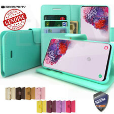Dual Leather wallet case Card Book Flip Case Cover For APPLE iPhone /Samsung /LG