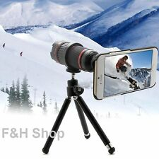 KHAMA 4-12X Zoom Telephoto Lens for Apple iPhone 4/5/6/6Plus/Samsung/Universal