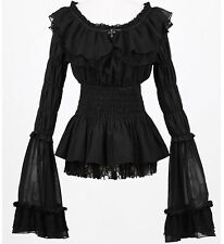 Puff Pastry | TOP  clothing alternative gothic punk pinup