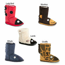 NEW EMU Australia Little Creatures Kids Boots Youth Toddler