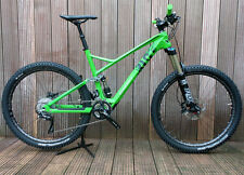 Ghost Riot LT 8 Mountainbike MTB grün green