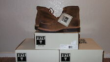 New Mens Frye Dakota mid lace fatigue leather ankle Boots 87330 11 11.5 10 9.5 9