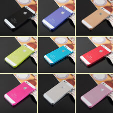 2015 Selling Metal Frame Luxury Chrome Hard Back Case Cover For iPhone4s/5s