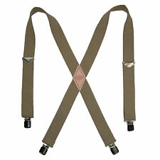 New Dickies Mens Elastic Work Suspender Braces