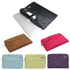 "Notebook laptop Sleeve Case Carry Bag Pouch Cover For 11"" 13"" 15 MacBook Air/Pro"