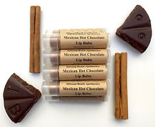 All Organic Mexican Hot Chocolate Lip Balm; Cocoa Butter, All natural chapstick