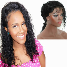 Lace front wig Celebrity Curly Full wig 100% Indian remy human hair Lace wig AAA