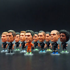 """Soccer Real Madrid Football Player (Black) 2.5"""" Action Doll Toy Figure 2014-2015"""