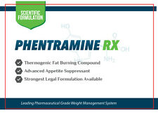 Phentramine RX + ALOE VERA DETOX. COMBO. STRONG DIET WEIGHT LOSS SLIMMING COLON