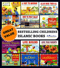 BESTSELLING Childrens Islamic Books * Quran Stories for Little Hearts GOODWORD