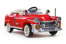 12V Battery Powered Electric Ride On Car 50s Classic Roadster for Kids/Children