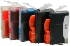 Compatible BCI-3 BK & BCI-6BK-BCI-6Y Ink Set for Canon