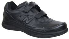 Mens New Balance Walking Shoes Leather Velcro  Diabetic MW577VK 577 All Size