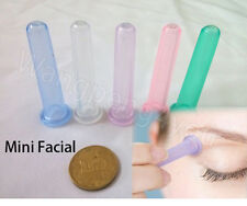 Anti Cellulite Silicone Massage Vacuum Cupping Set tiny Mini Facial EYE NOSE Cup