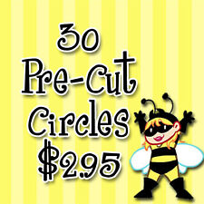 Pre-Cut 1 Inch Circle - My NEW Designs Bottle Cap Images of Your Choice #4