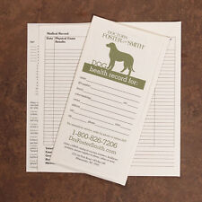 Drs. Foster and Smith Canine Health Record
