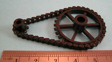 Delrin Chain & Sprocket Drive System for Miniature Power Transmission Solution