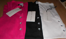 MISS FIORI: Ladies T-Shirt  * * White * Black or Hot Pink * * Sizes 10 to 18 * *