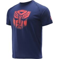 *LIMITED EDITION* UNDER ARMOUR ALTER EGO *AUTOBOTS* TRANSFORMERS LOOSE FIT SHIRT