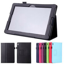Hot Leather Stand Cover Case for 10.1inch Lenovo IdeaTab A10-70 /A7600 Tablet