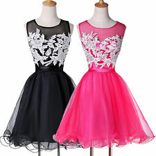Formal Wedding Party Ball Gowns Evening Homecoming Engagement Pageant Dresses
