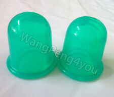 5 Color cupping glass 2 Silicone Vacuum Cup Anti Cellulite Massage Set of 2 cups