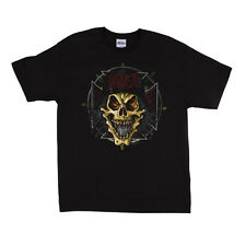 OFFICIAL Slayer - New Wehrmacht Head T-shirt NEW Licensed Band Merch ALL SIZES