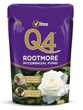 Vitax 60g Q4 Rootmore Intensive Root Growth For Roses Trees Shrubs