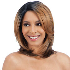 Freetress Equal Synthetic Deep Diagonal Part Lace Wig - Spring Blossom