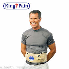 Dr Ho's KingPain Physio Spinal Air Traction back Waist Belt  LUMBAR BELT Dr Ho