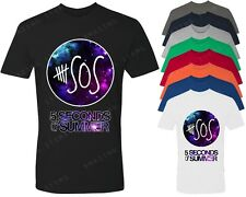 5 Seconds Of Summer Galaxy T-Shirt 5sos Unisex Shirt 5sos new graphic design