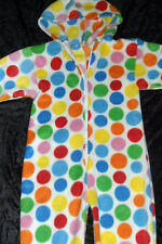 All in One Sleep Suit Multi Coloured Spots Ideal for Children in Need All Sizes