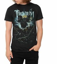 Trivium Black Angel thrash metal rock T-Shirt L 2XL 3XL NWT
