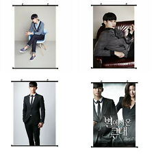 Kim Soo Hyun Poster [You Who Came From The Star]Wall Hanging Picture Photo Album