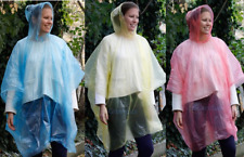 Slicker, Rain poncho, cape, protection, Colours red blue yellow optional