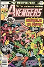 55 COMICS BACK TO the 70s:  AVENGERS #157-158...