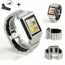 Aluminum LunaTik LYNK Multi-Touch Wrist Watch Band for iPod Nano 6th generation