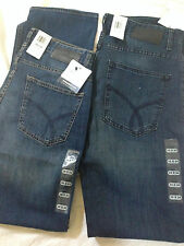 Calvin Klein Men's Straight Leg/Sits below Waist Jeans, NWT