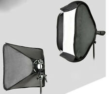 40 60 80cm Godox Flash Speedlight Diffuser Studio Softbox Kit for Canon Nikon