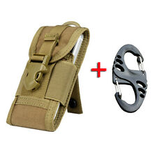 Army Tactical Miltary Mobile Cell Phone Bag Belt case for Samsung S3 S4 S4 MiNi