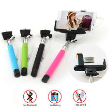 Extensible Selfie Wired Bâton Phone Support Selfie Obturation Poche Manfrotto