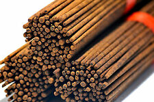 """Incense Sticks Soaked In Premium Oil 11"""" Hand Dipped - MADE FRESH & WHITE SMOKE"""