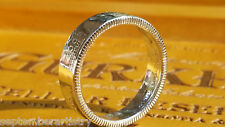 Coin Ring Made from US State Quarter in size 6.0 - 12.5 -HANDMADE.