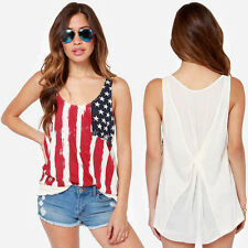 New Fashion Women Summer Casual Chiffon Tops Sleeveless Tank Top T-Shirts PLUS