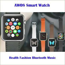 New 1.5'' Smart Watch Phone Mate AW08 Bluetooth For Android Samsung HTC Hot Sale