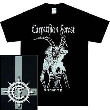 Carpathian Forest Inverted Cross Shirt M L XL Officil Black Metal T-SHIRT Tshirt
