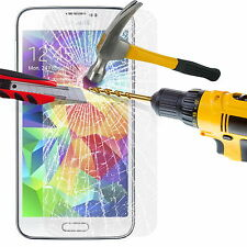 GENUINE TEMPERED GLASS SCREEN PROTECTOR SAMSUNG GALAXY S2/S3/S4/S5/MINI/NOTE 2