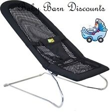 Vee Bee Mesh Serenity Bouncer in Black, Blue, Ivory, Lavender, Mint, Red