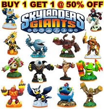 *3for2* SKYLANDERS GIANTS FIGURES *TRAP TEAM+SWAP FORCE+SPYRO'S* *Buy2Get1 FREE*